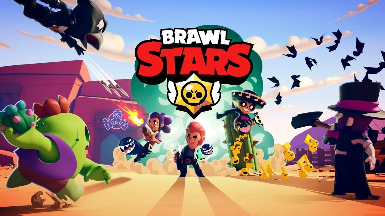 Brawl Stars Mod Apk V19.111 (Unlimited All)