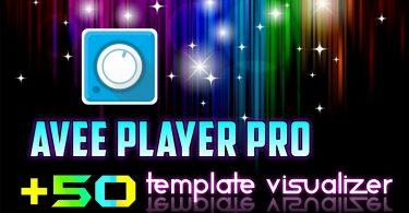 Avee Player Pro Mod Apk