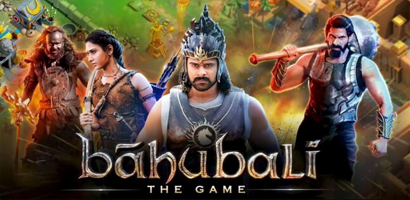 Baahubali The Game Mod Apk