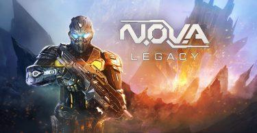 Download N.O.V.A Legacy MOD APK v5.8.0m