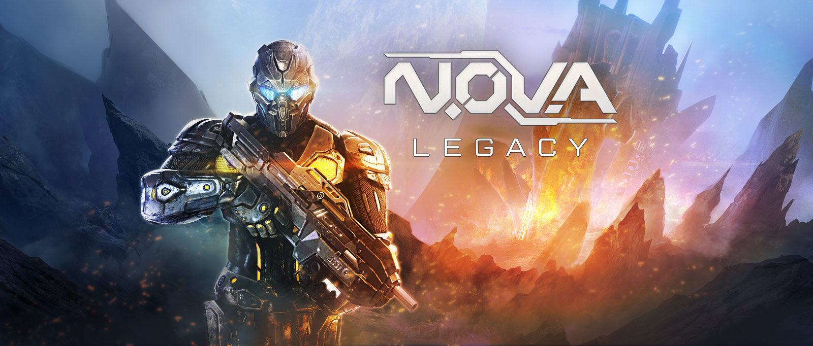 Download N.O.V.A Legacy MOD APK v5.8.0m