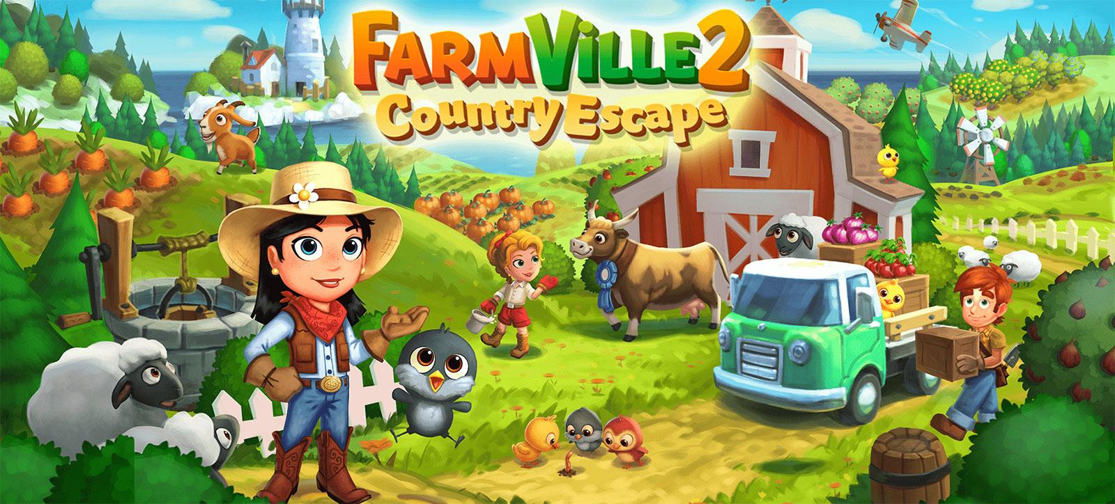 FarmVille 2 Mod Apk