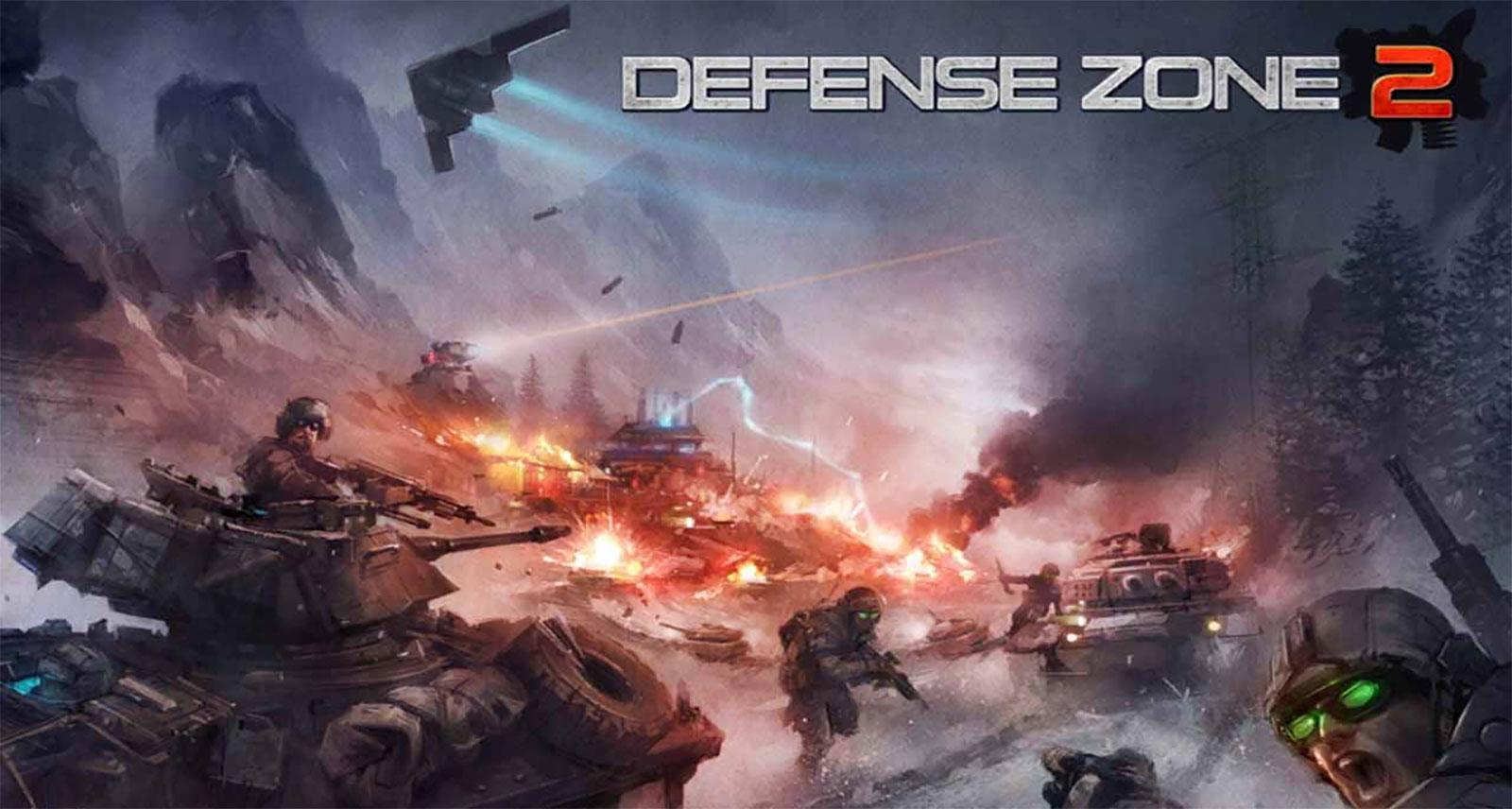 Defense Zone 2 HD Mod Apk