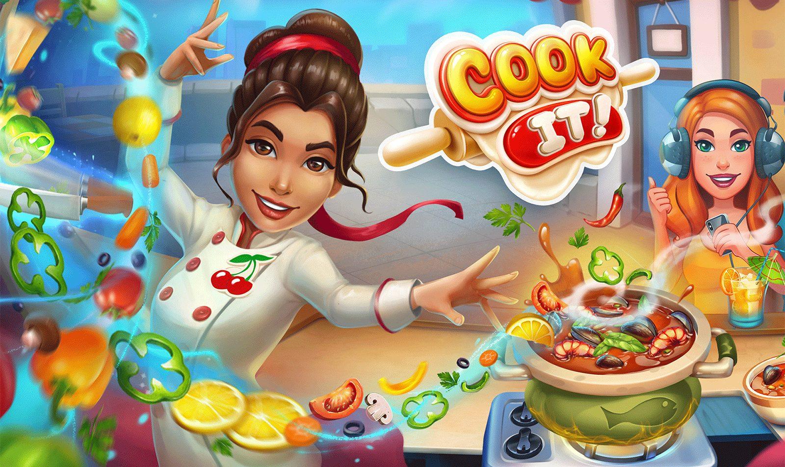 cook it mod apk