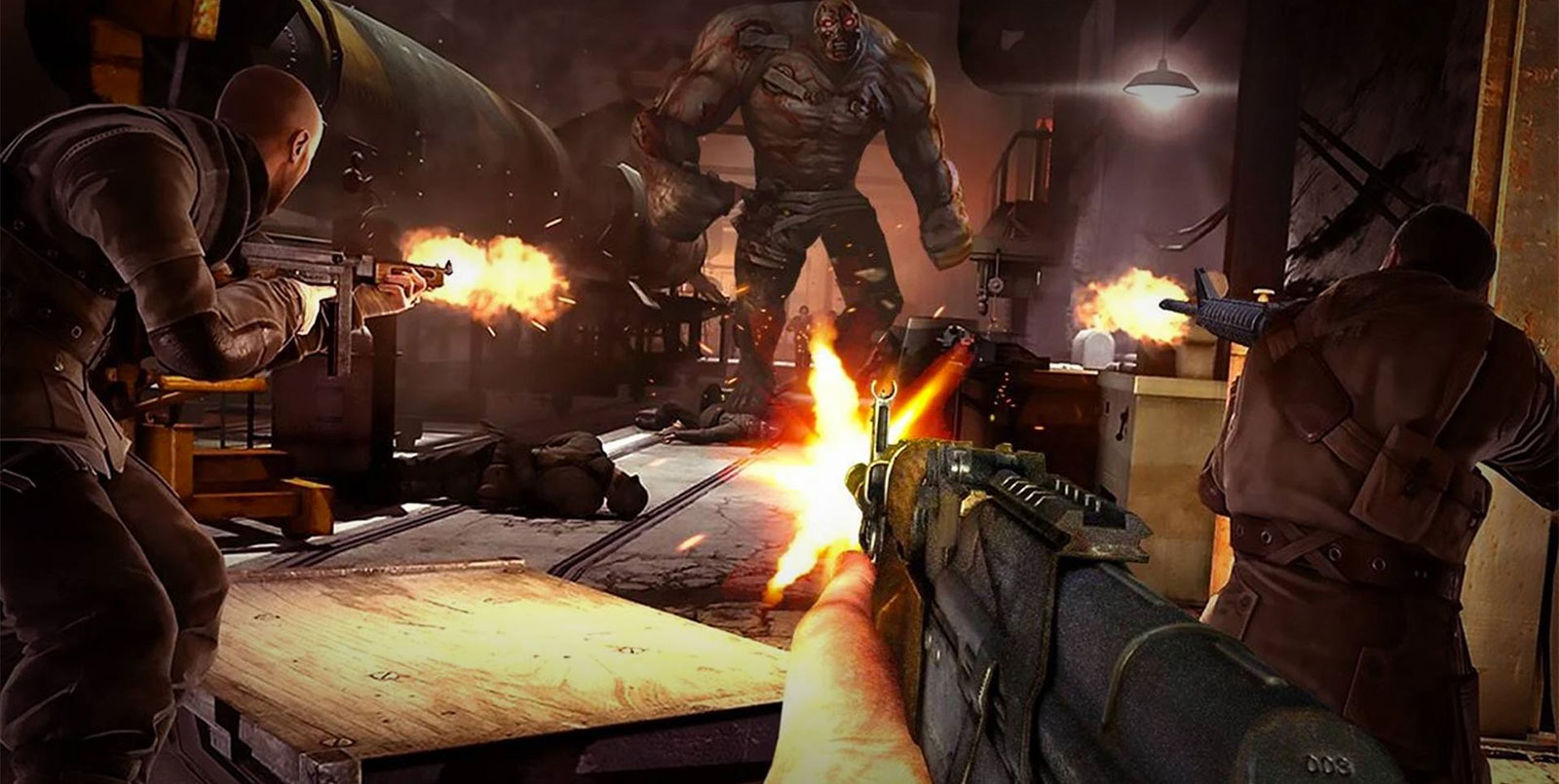 download zombie shooter fury of war mod apk