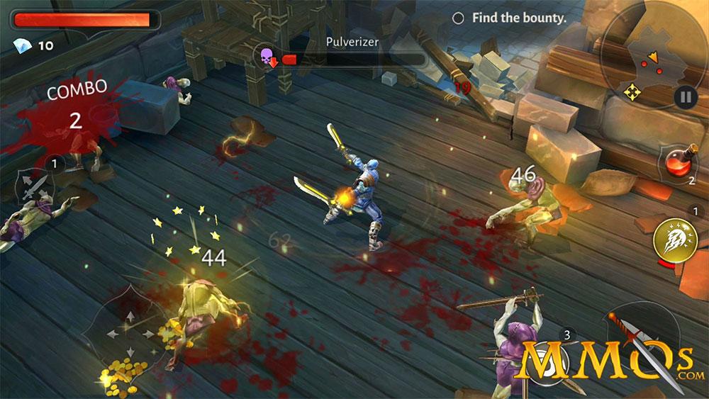 Dungeon Hunter 5 Mod Apk