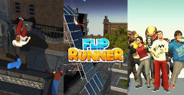flip runner mod apk