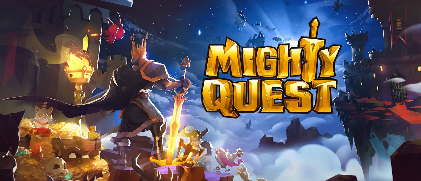 the mighty quest for epic loot mod apk