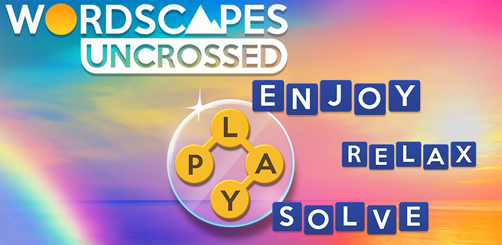 wordscapes mod apk