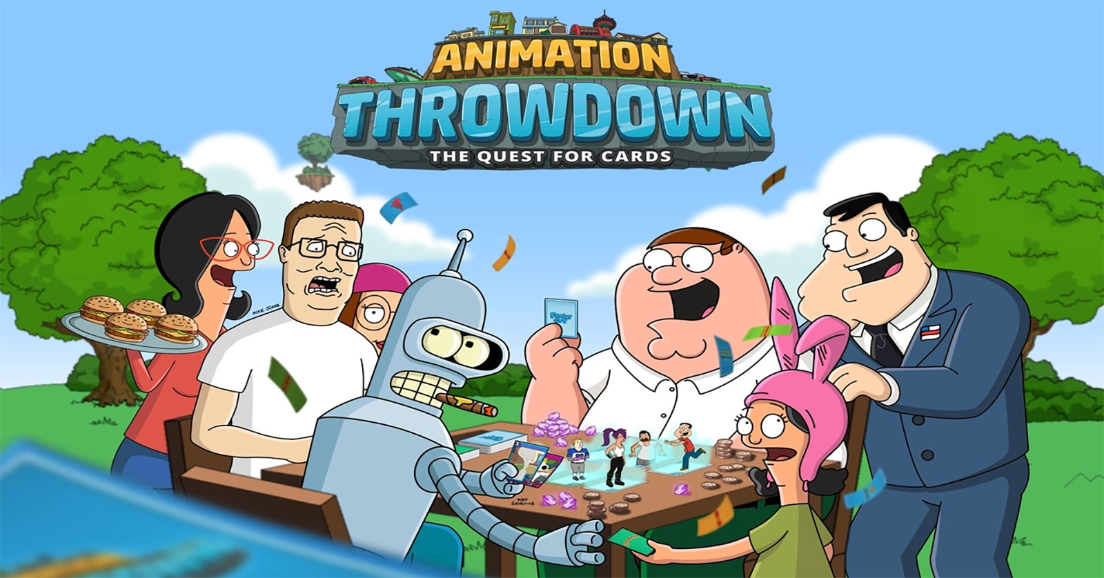 animation throwdown mod apk