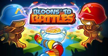 bloons td battles mod apk