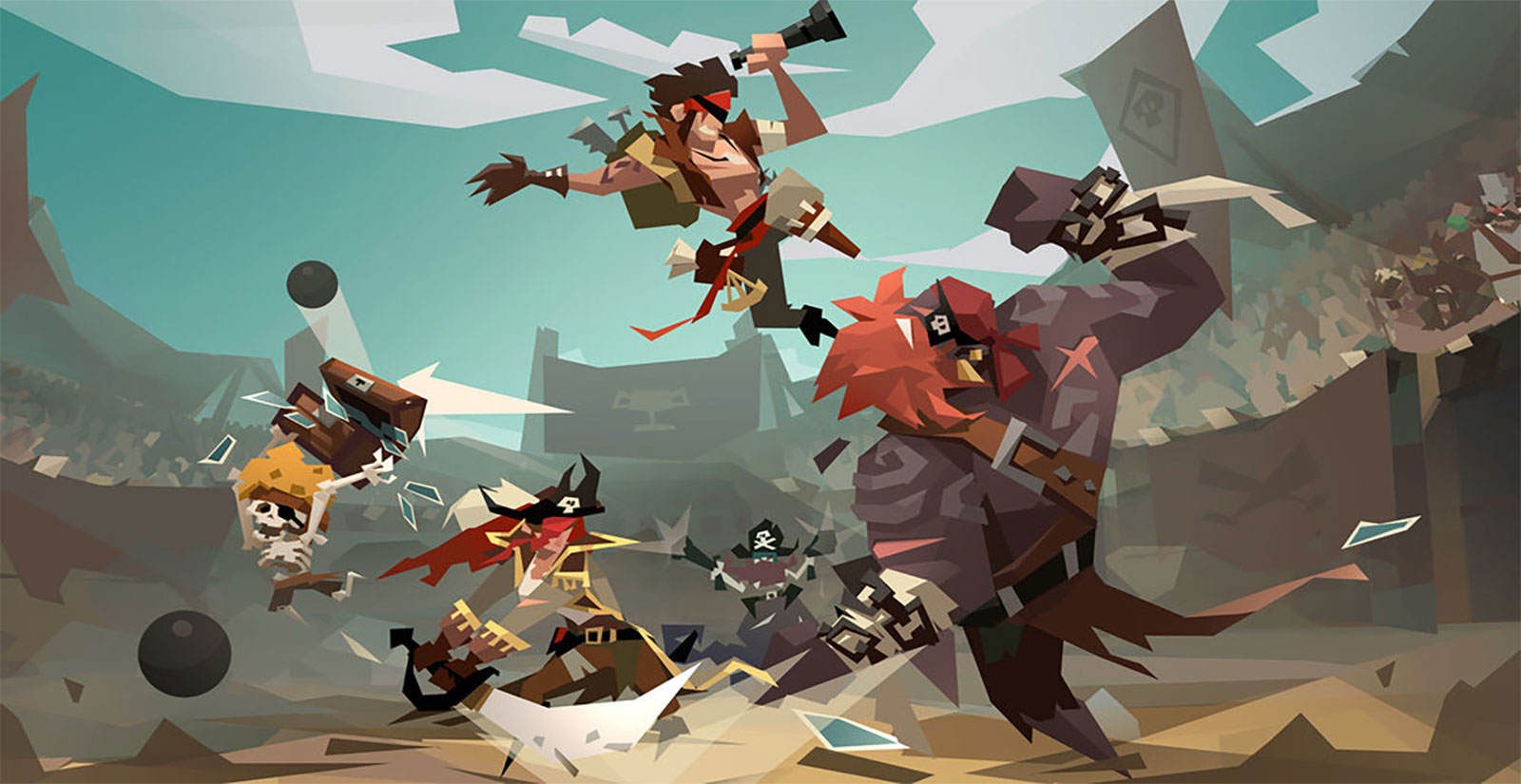 pirates outlaws mod apk