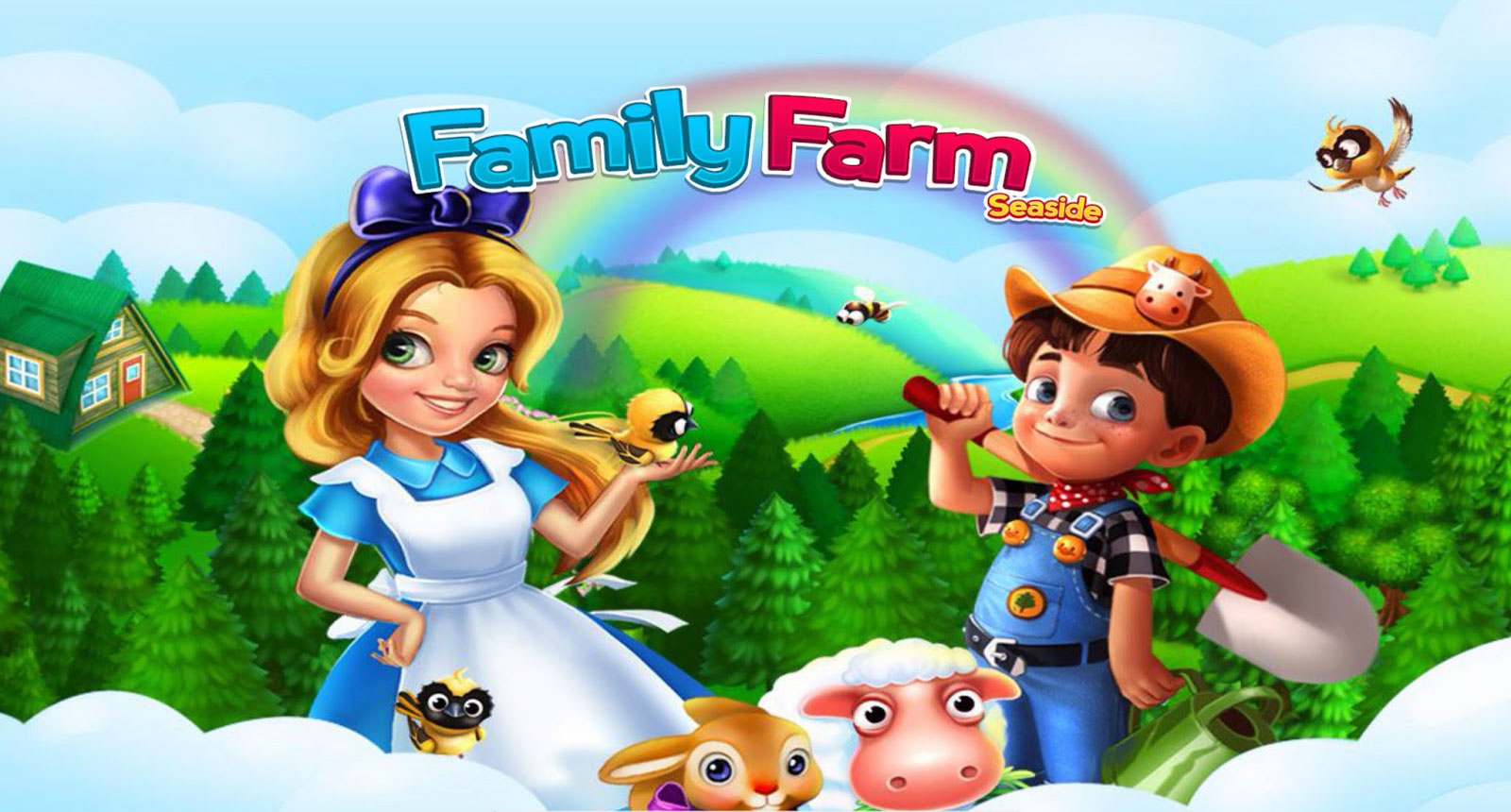 family farm seaside mod apk