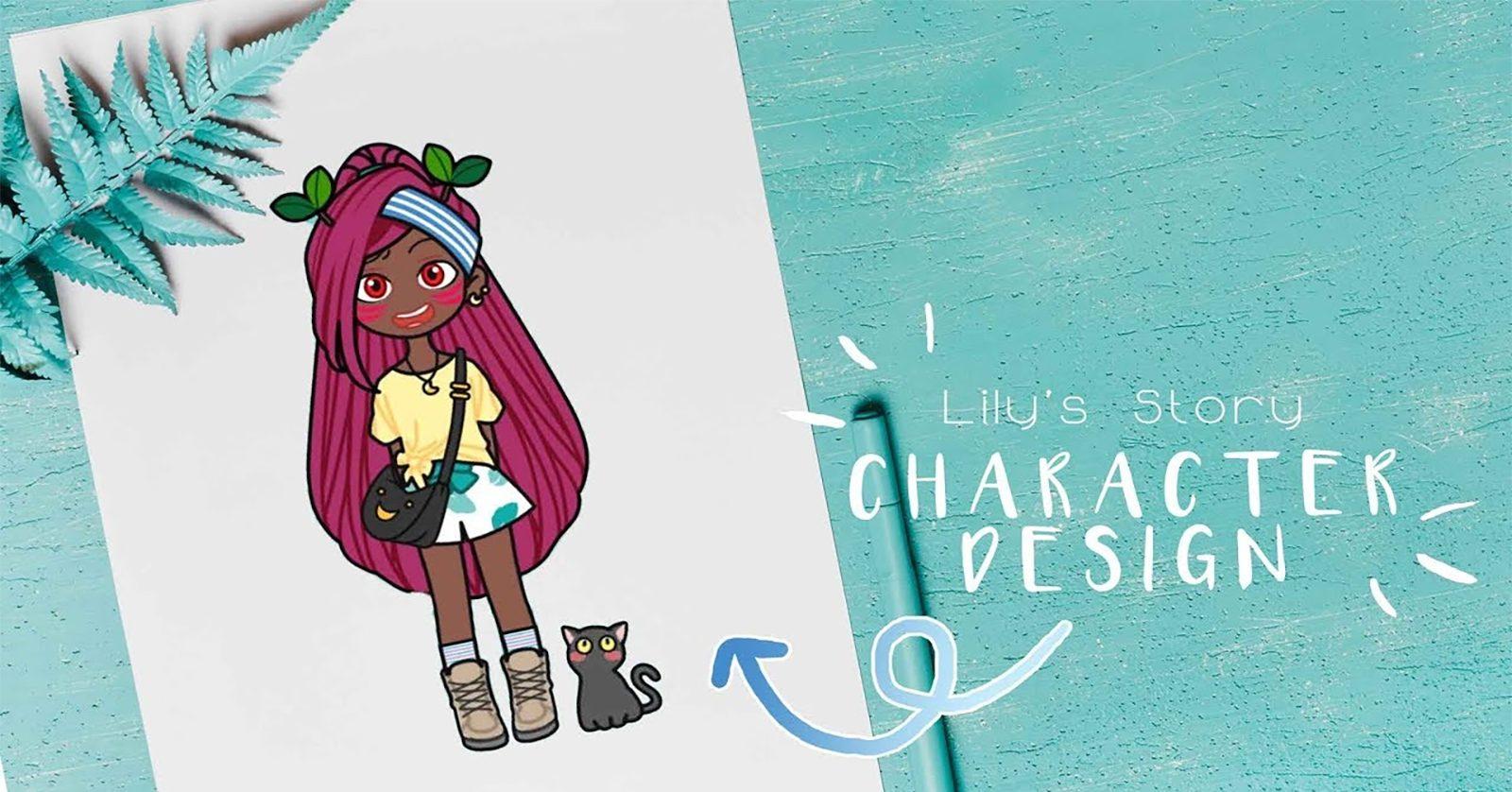 lily story mod apk