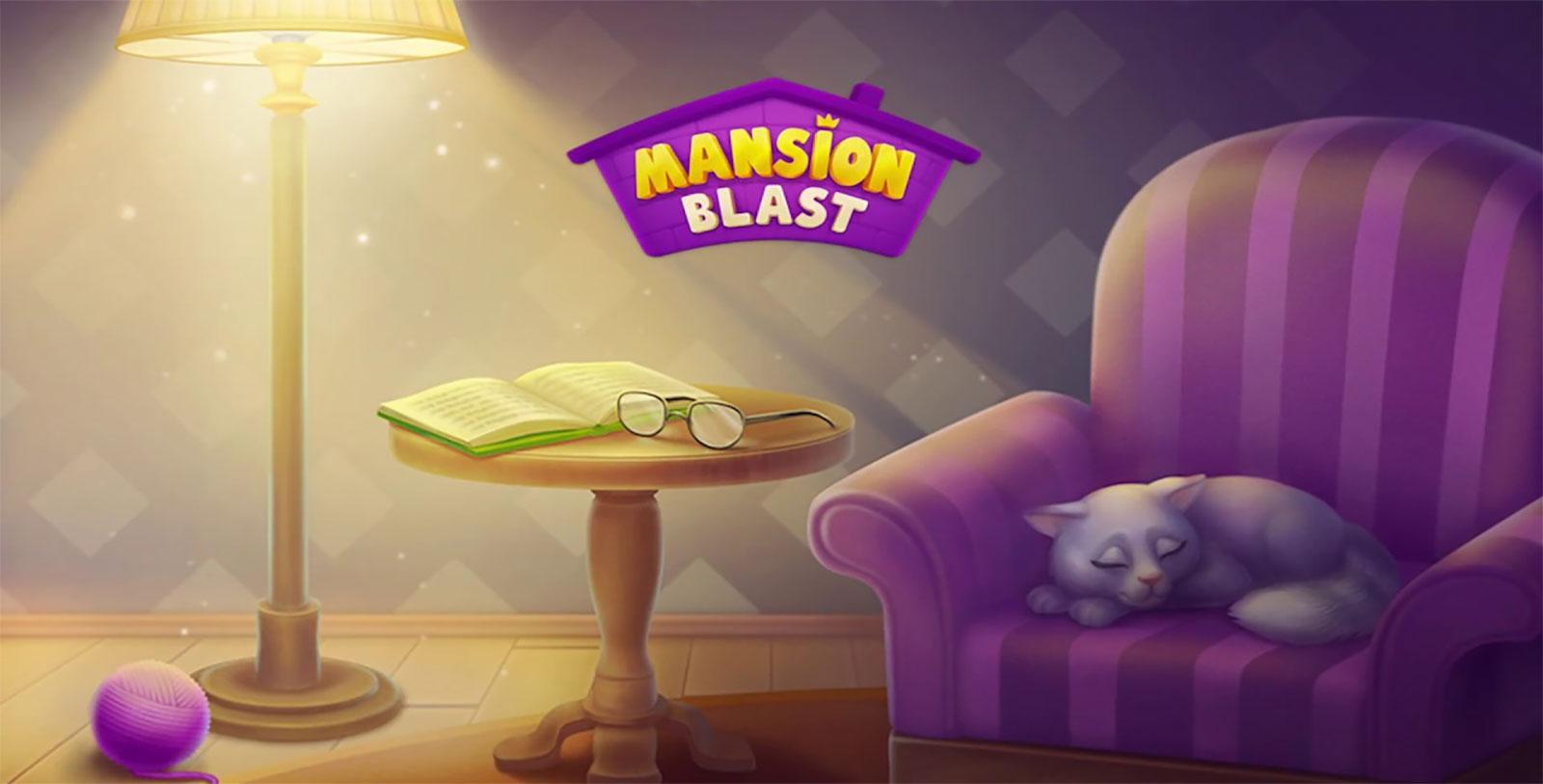mansion blast mod apk