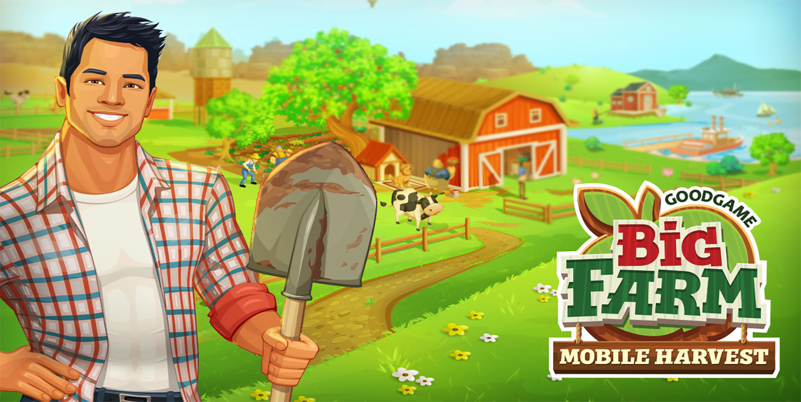 big farm mod apk