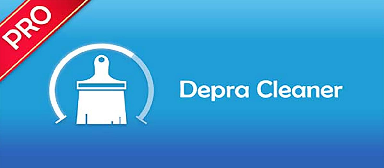 depra cleaner pro mod apk