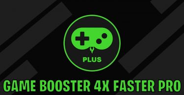 game booster 4x faster pro apk