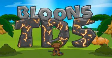 Bloons TD 5 Mod Apk