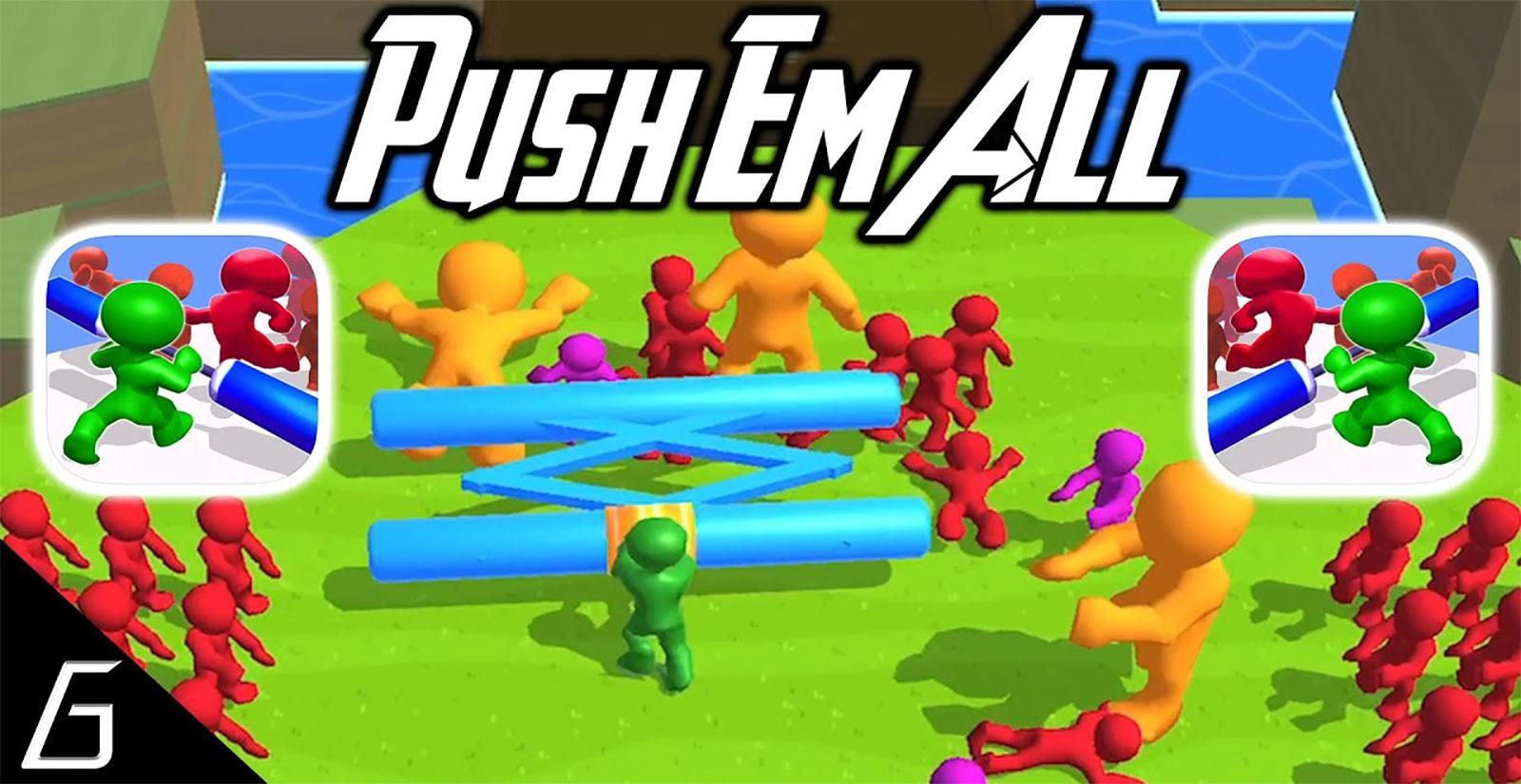 push'em all mod apk