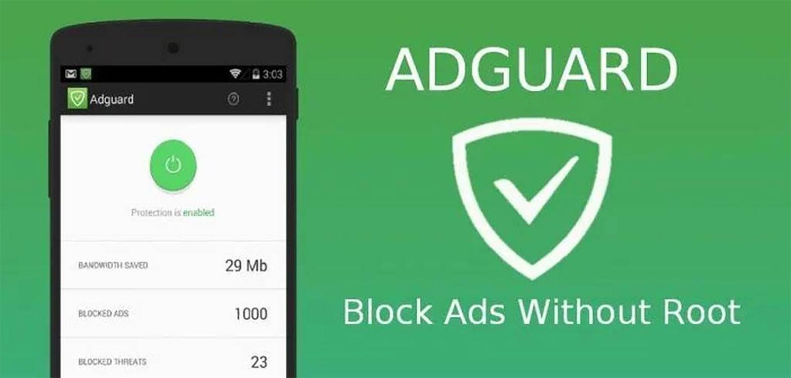 Adguard Premium Mod Apk