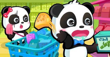Baby Pandas Supermarket Mod Apk
