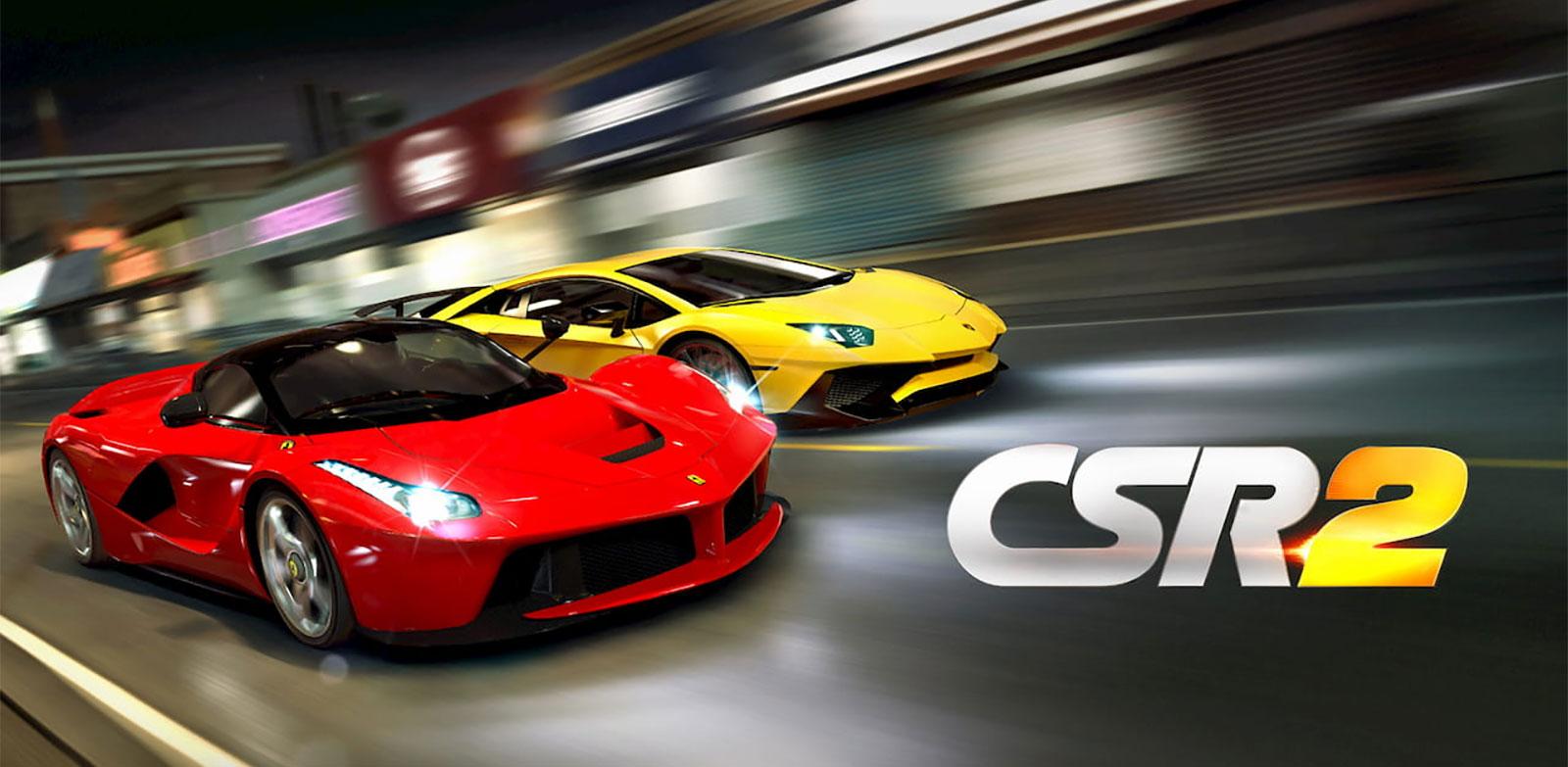 Download CSR Racing 2 Apk 2.11.0 (Original) For Android