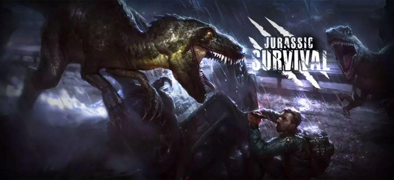 Download Jurassic Survival For Android