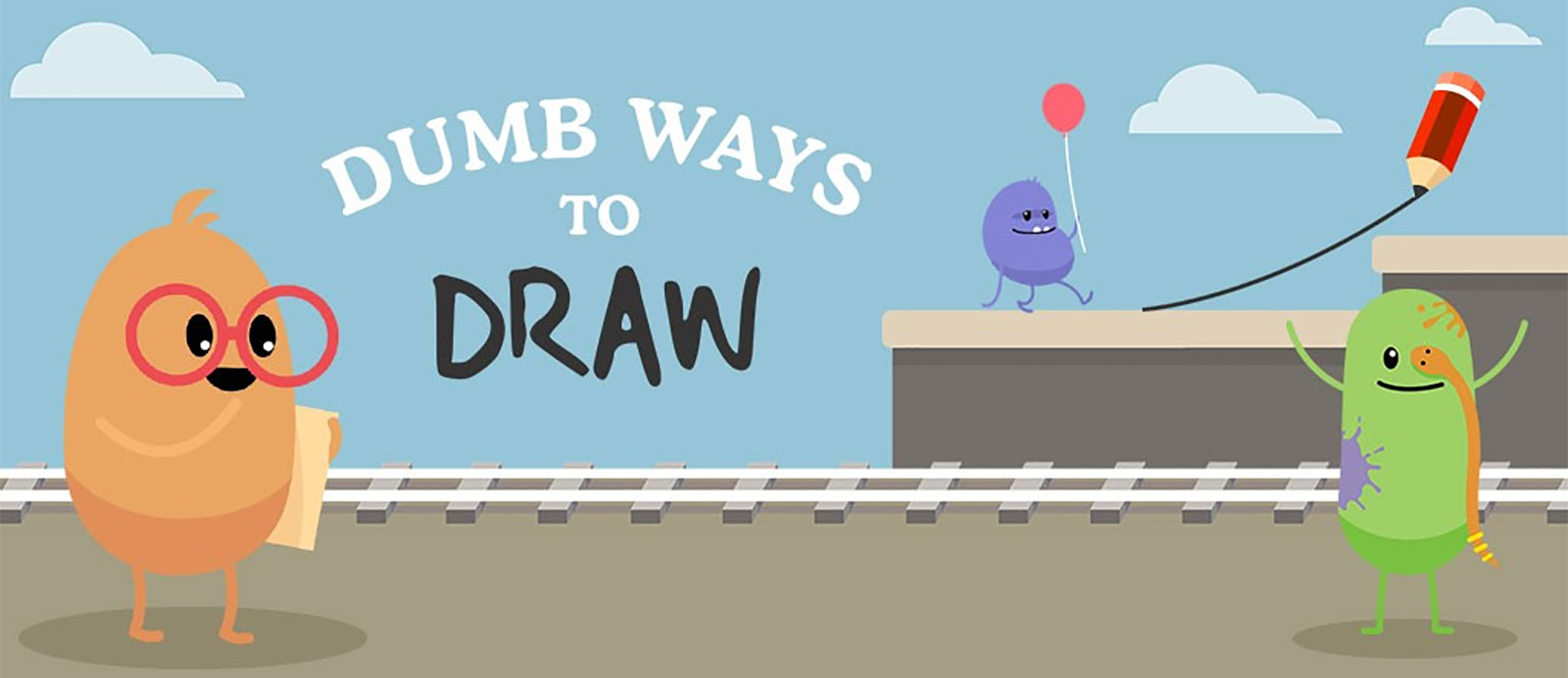Dumb Ways To Draw Mod Apk