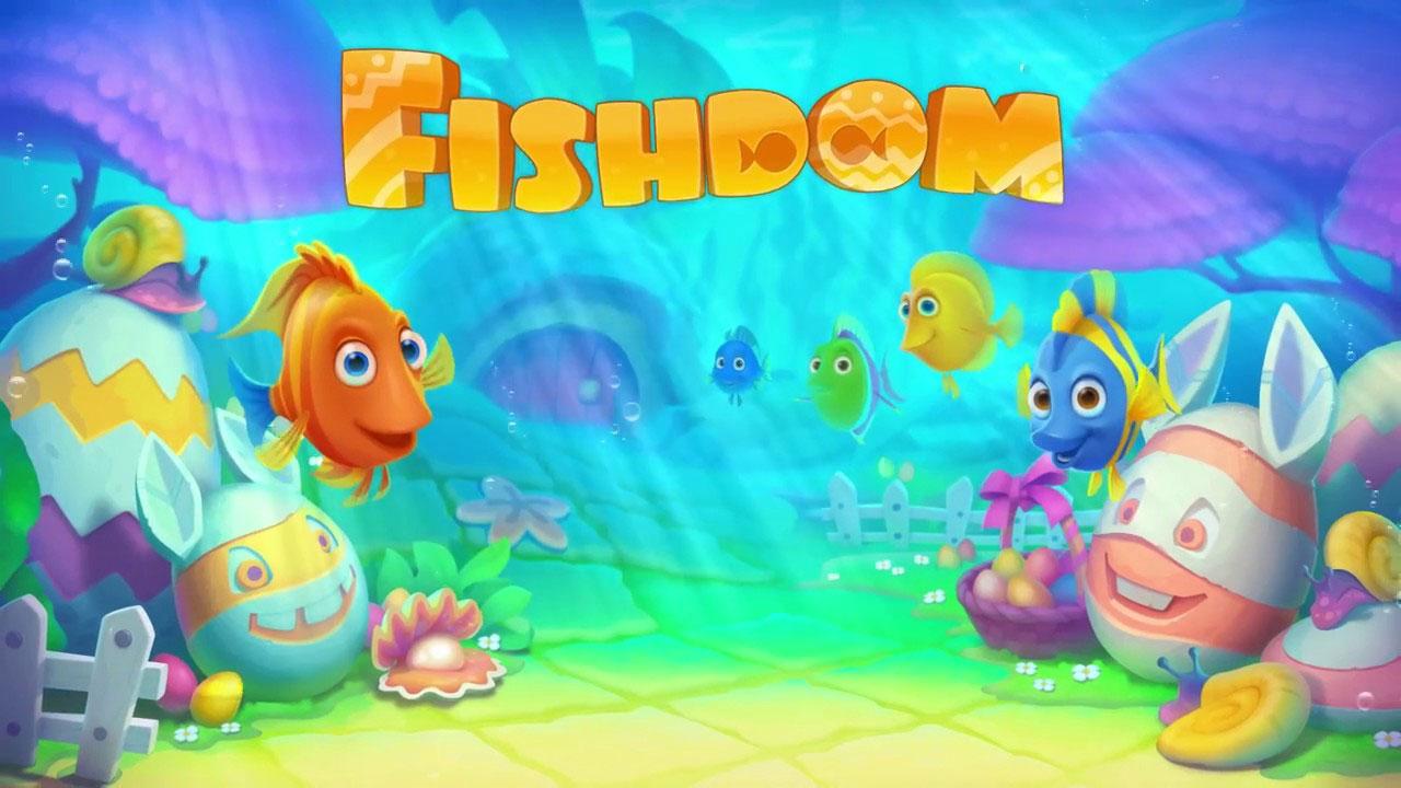 Fishdom Mod Apk