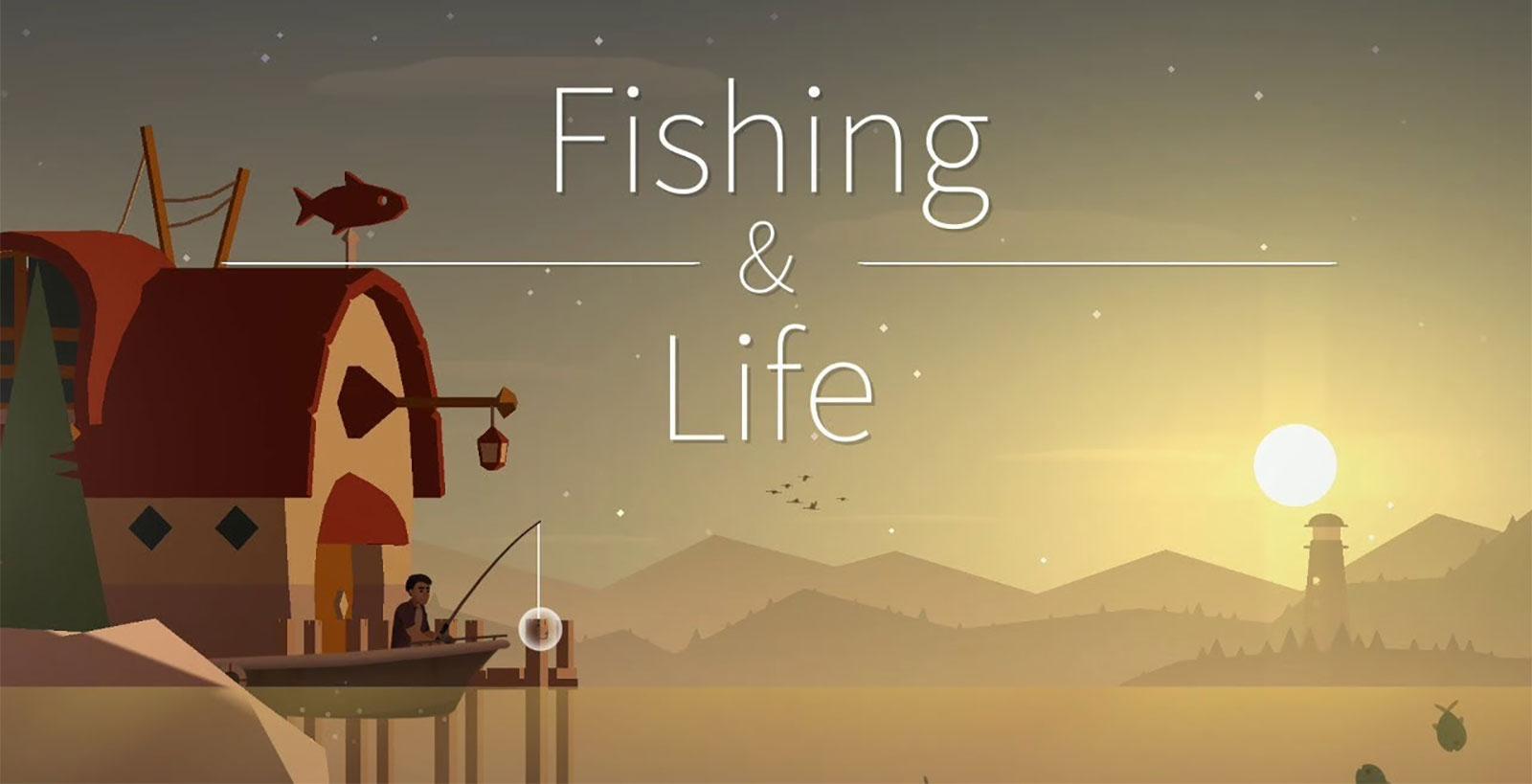 Fishing Life Mod Apk