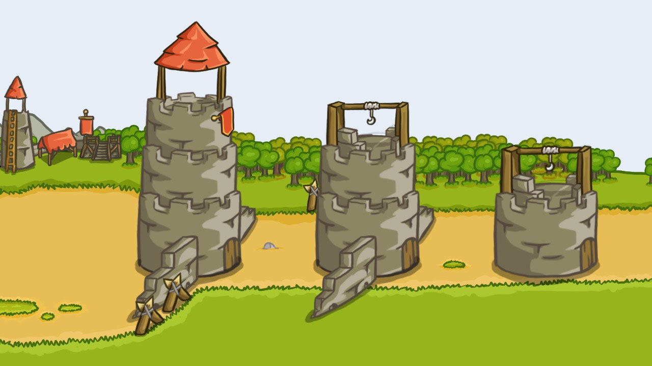 Grow Castle Mod Apk Cover