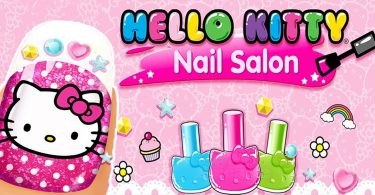 Hello Kitty Nail Salon Mod Apk