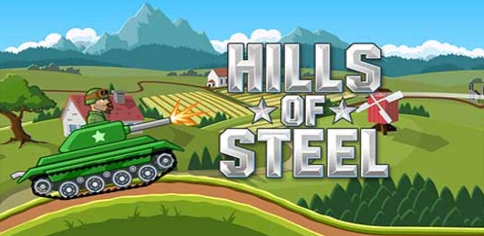 Hills of Steel Mod Apk