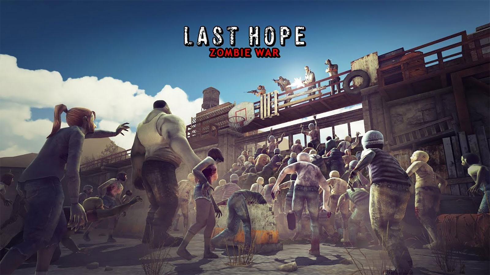 Last Hope Sniper Mod Apk