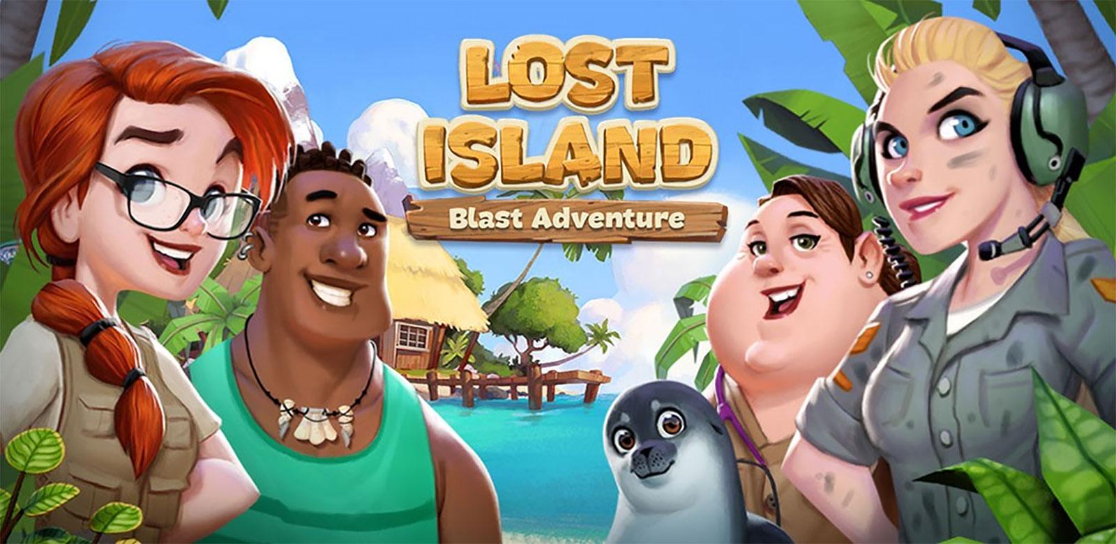 Lost Island Blast Adventure Mod Apk