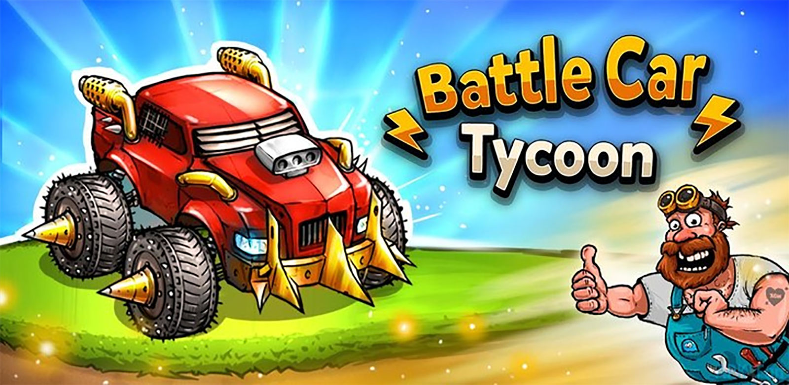 Merge Battle Car Tycoon Mod Apk