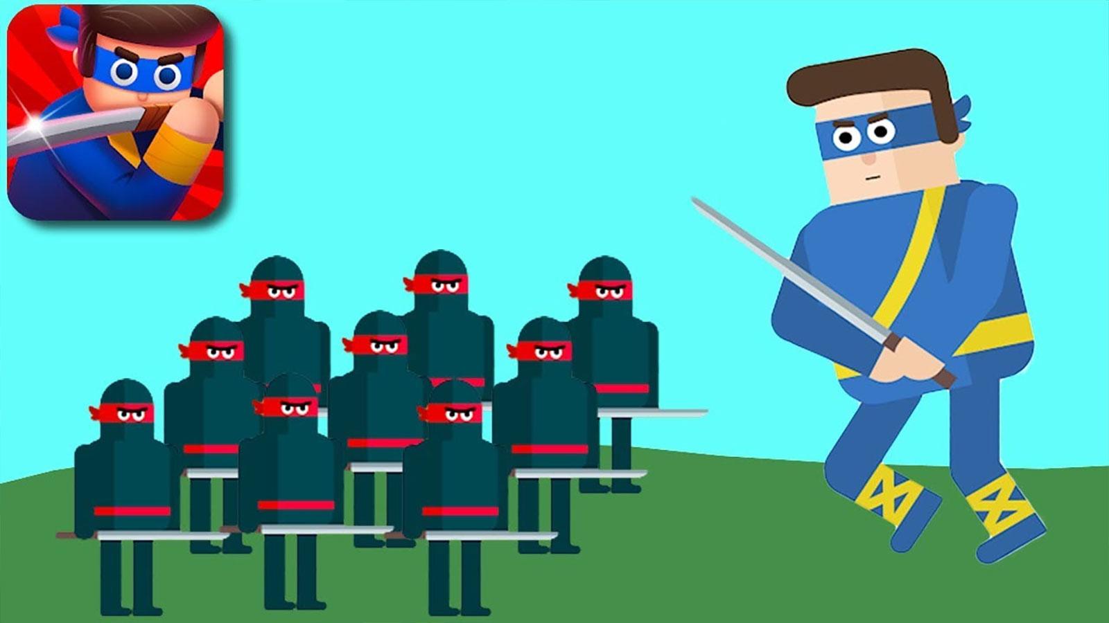 Mr Ninja - Slicey Puzzles Mod Apk