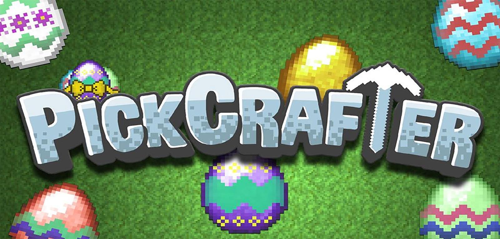 PickCrafter - Idle Craft Game Mod Apk
