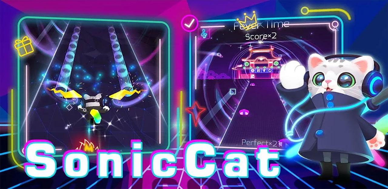 Sonic Cat Mod Apk