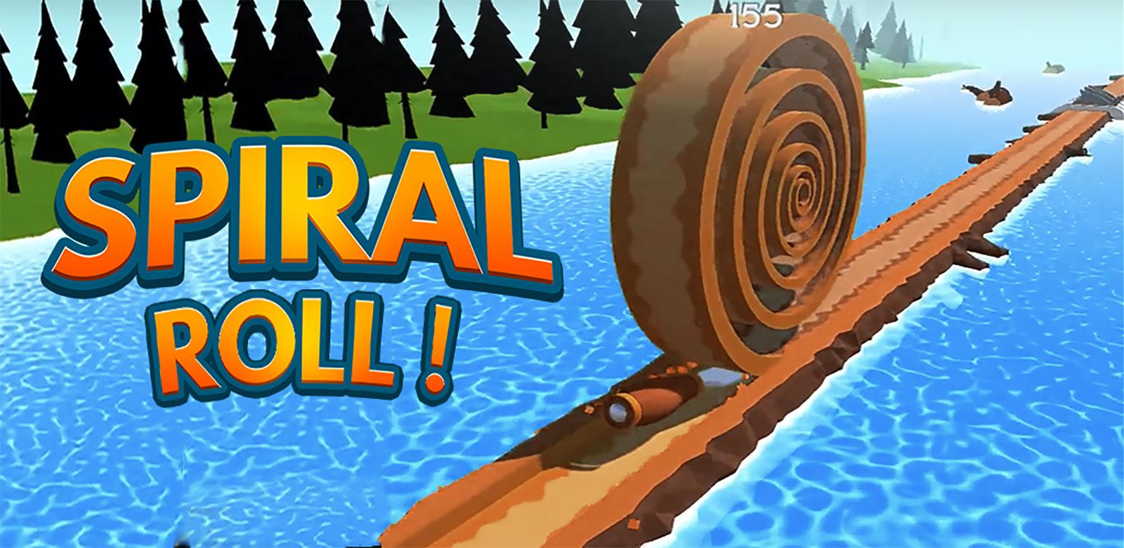 Spiral Roll Mod Apk