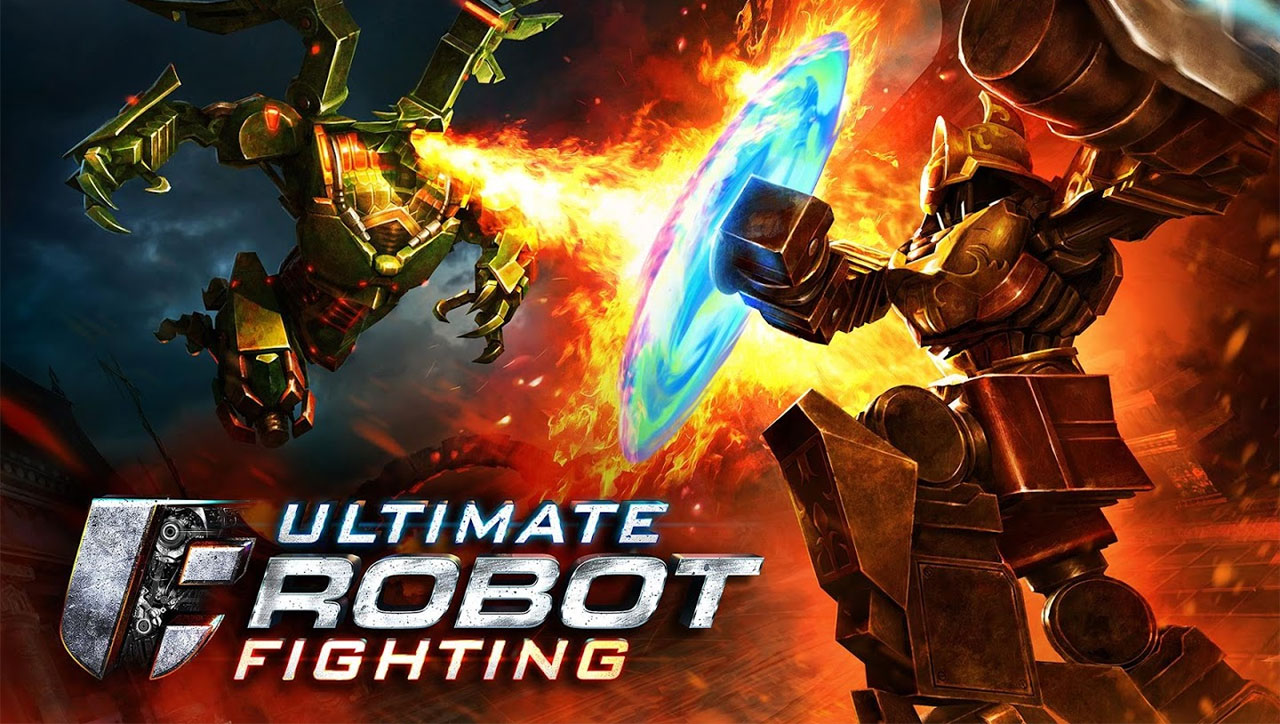 Ultimate Robot Fighting Mod Apk