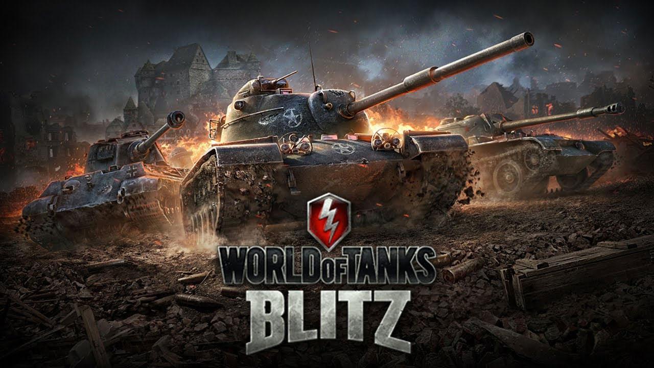 World of Tanks Blitz MMO Mod Apk