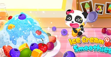 Baby Panda's Ice Cream Shop Mod Apk