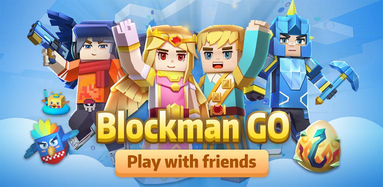 Blockman Go Blocky Mods Mod Apk