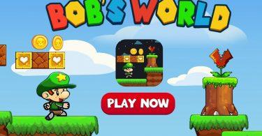 Bob's World - Super Run Mod Apk