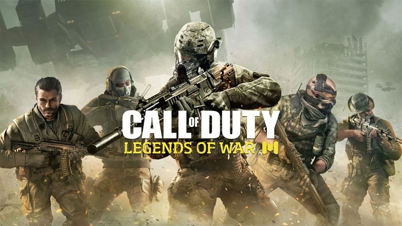 Call of Duty Mobile Apk Cover