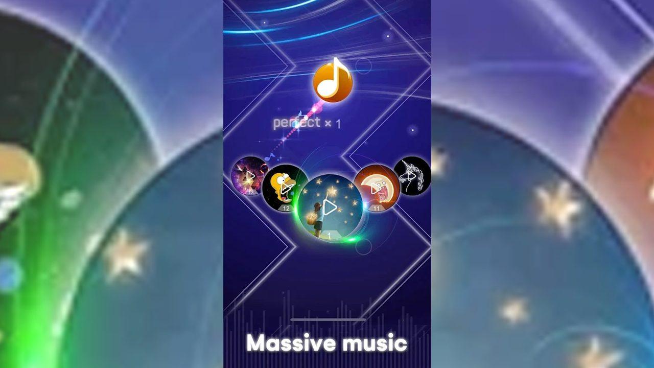 Dot n Beat - Magic Music Game Mod Apk