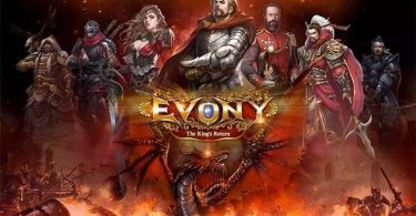 Evony The King's Return Mod Apk