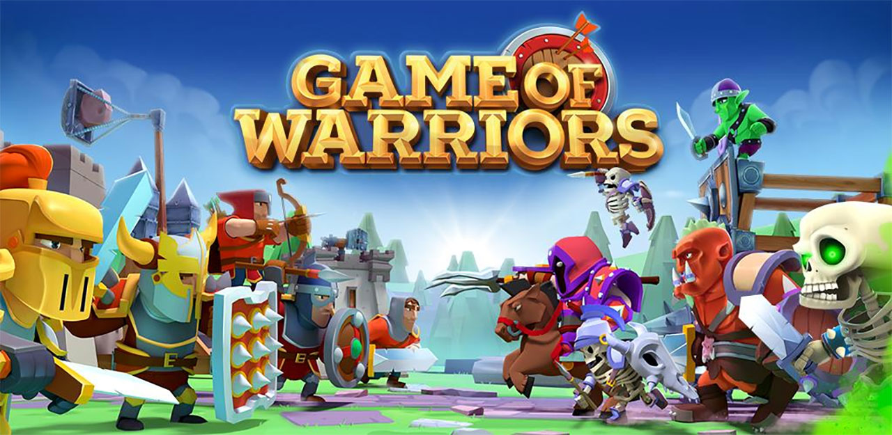 Game of Warriors Cover
